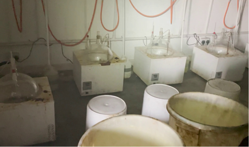 Operation Venetic: Three men charged after amphetamine lab found in Warwickshire