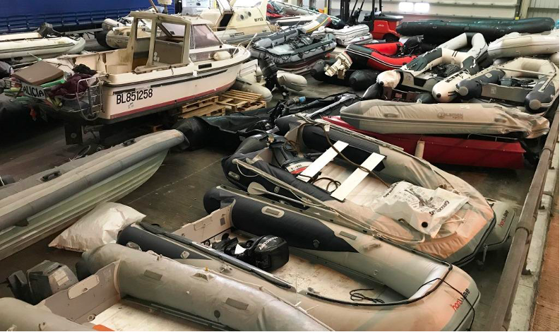 NCA issues warning to maritime industry over organised crime links to small boats