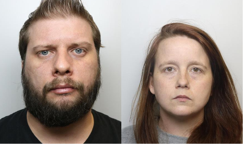 Couple jailed for sexually abusing young girl