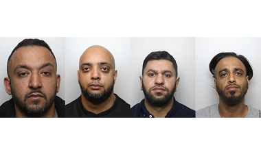 Op Stovewood: Five men jailed for a total of 63 years for abusing young girls in Rotherham