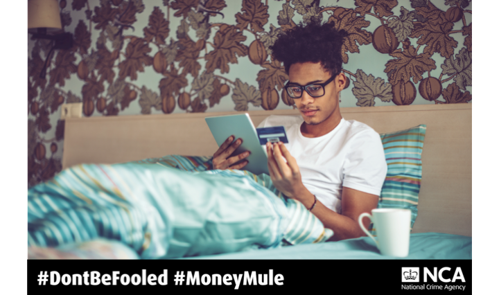 Money muling is money laundering – National Economic Crime Centre urges students studying in the UK to be aware