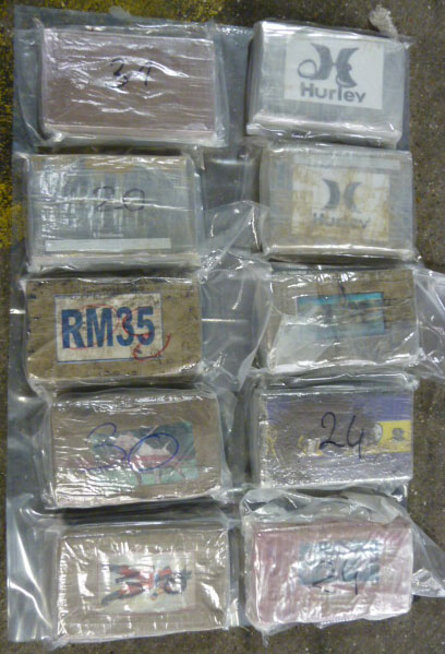 Drug trafficker jailed after £37.6 million cocaine seizure