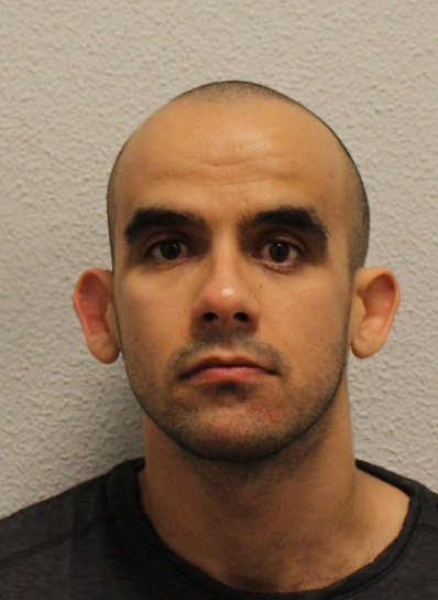 Mathiu Hilaire custody shot