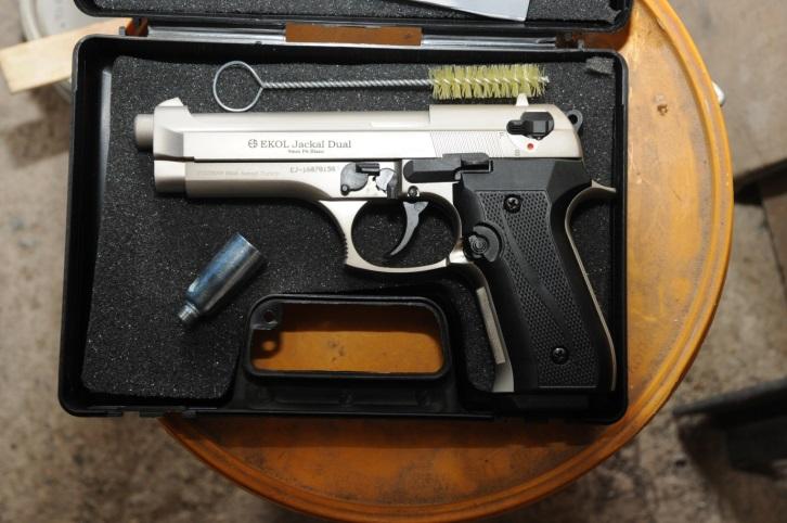 Urquhart gun 4