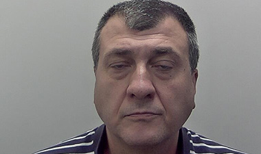 Lorry driver hid £1.4 million of cocaine in his bed
