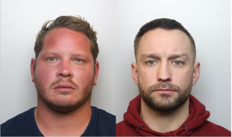 Pair jailed for importing £400k worth of cocaine in protein powder