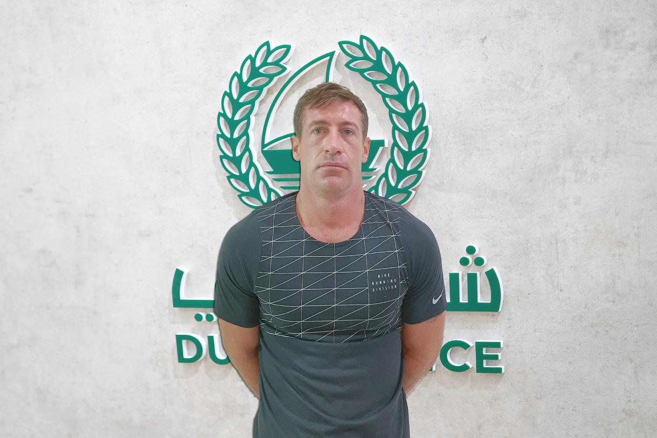 One of the NCA's most wanted fugitives detained following Dubai Police operation