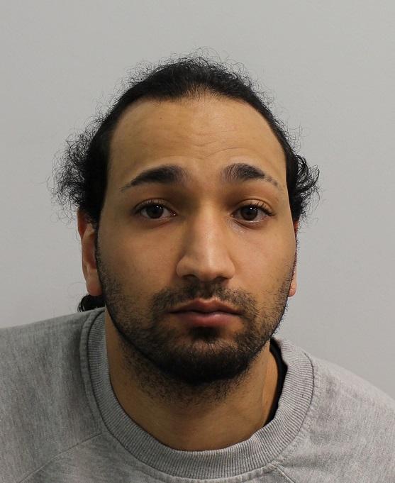 Anwar Batson custody shot