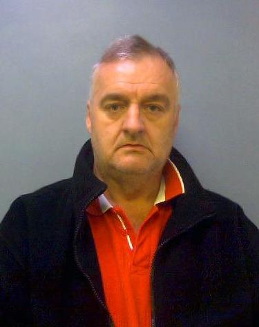 Gary Green custody image