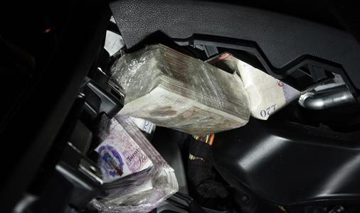 Lancashire man charged in £100k 'criminal cash' smuggling investigation
