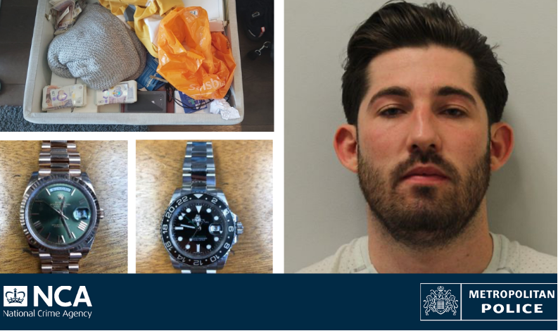 Op Venetic: Drugs boss faces seven years in prison following an Organised Crime Partnership operation