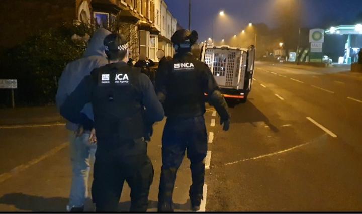 NCA officers involved in dismantling Western Balkan crime group