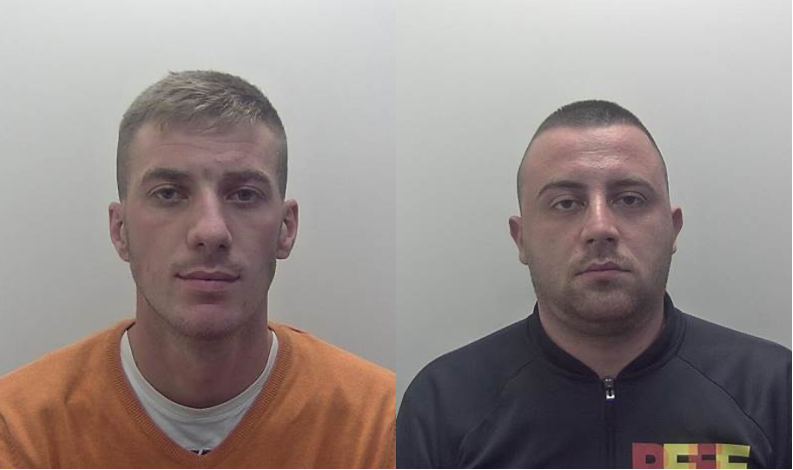 Van drivers jailed for 28 years over £3million cocaine smuggling plot