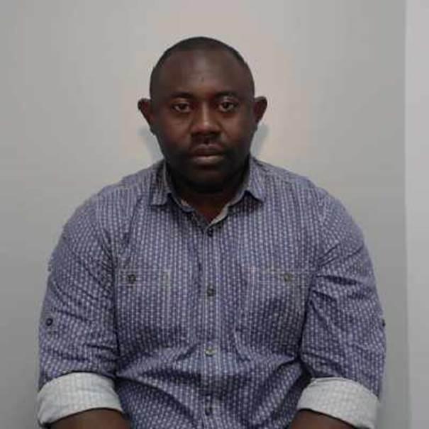 David Udegbue Custody