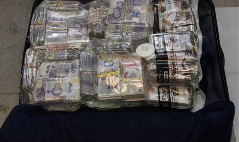 NCA targets international money laundering network