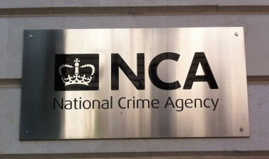Logo of the National Crime Agency