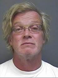 Maarten Peter Pieterse custody shot