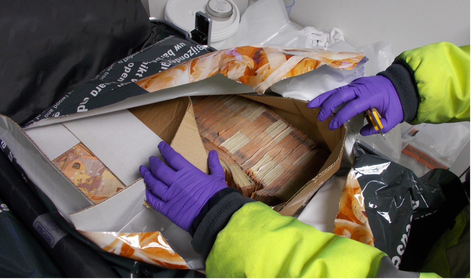 Cash forfeiture order success for National Crime Agency