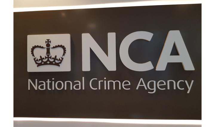 NCA sign