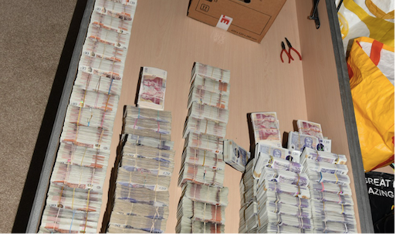 National Crime Agency wins £1.6m cash forfeiture order in Operation Venetic investigation