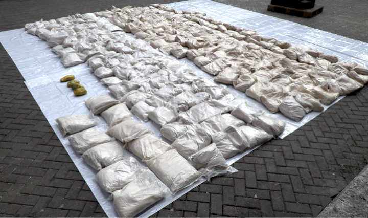 NCA investigation keeps £120m Class A drugs haul off UK streets