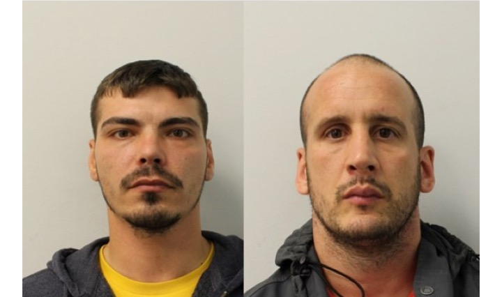 Drugs in a suitcase duo jailed for a total of 20 years