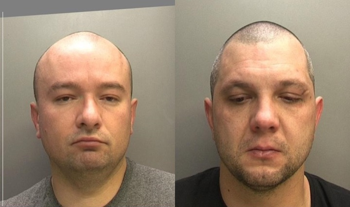 Polish men found with Ecstasy and cash in carrier bags jailed