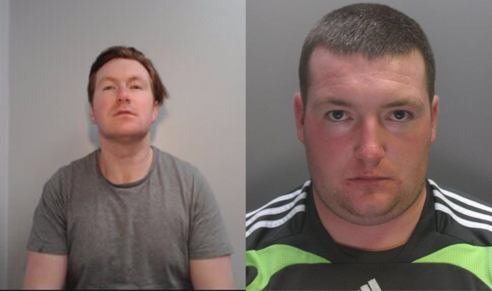 Brothers jailed for gun smuggling plot