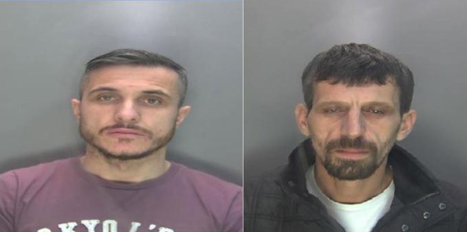 Albanian men jailed for drug dealing - National Crime Agency
